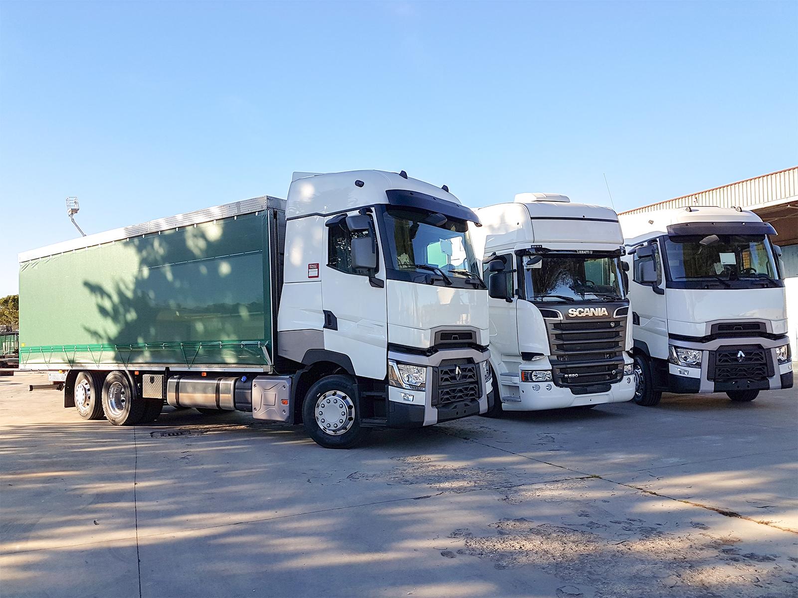 Realizzazione di camio per trasporto animali vivi di FAC Allestimenti